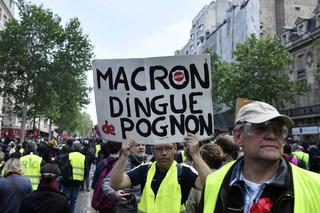Francja: 25. weekend protestów 'żółtych kamizelek'