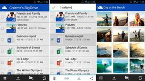 SkyDrive na urządzenia z systemem Android