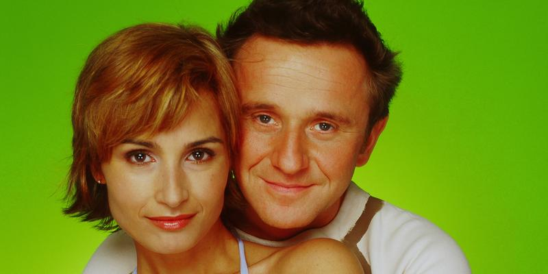 Miłość w blasku fleszy: Joanna Brodzik i Paweł Wilczak