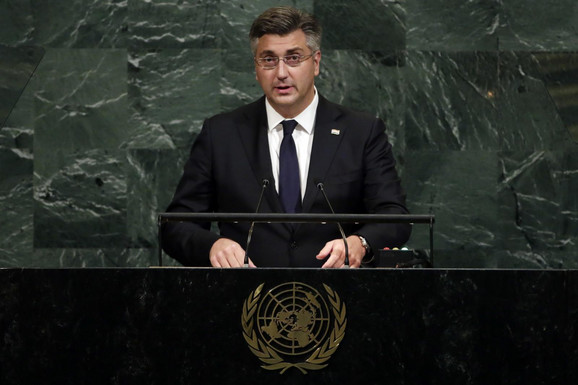 Andrej Plenković,