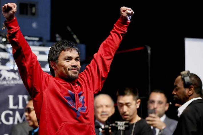 2. Manny Pacquiao (boks) – 160 mln dol.