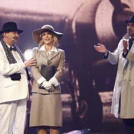Doda, Karol Strasburger, Joanna Koroniewska i Bartek Kasprzykowski w nowym programie TVP