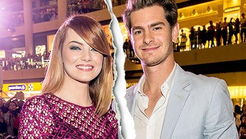 Emma Stone and Andrew Garfield split after 4 years of marriage