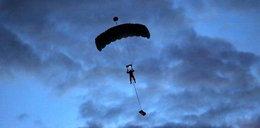 Lądowanie sił specjalnych pod Toruniem