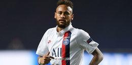 Trzech zawodników PSG zakażonych koronawirusem. Wśród nich Neymar!