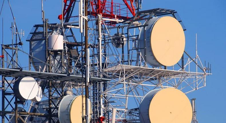 Nigeria's telecoms mast