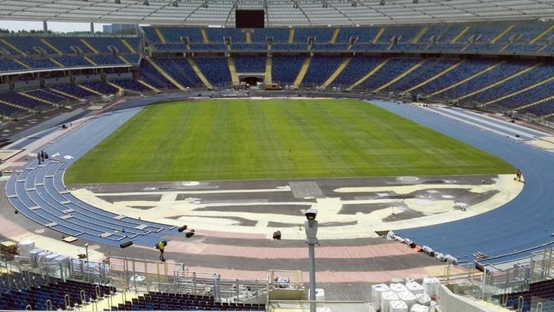 Stadion Śląski z pozwoleniem na użytkowanie