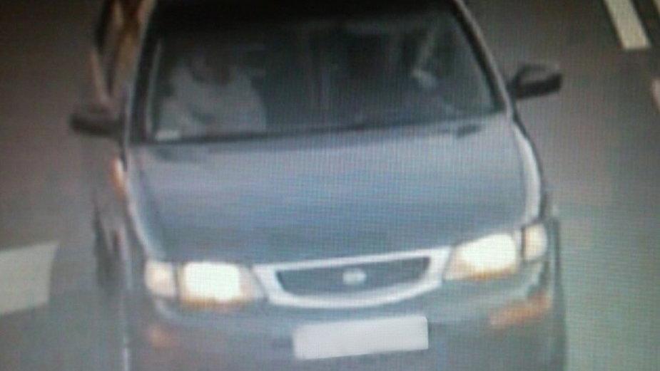 Kadr z monitoringu miejskiego, w którym widoczna jest Kamila. Fot: materiały policyjne