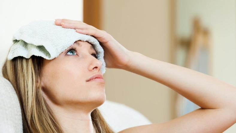 Ból głowy na kacu
