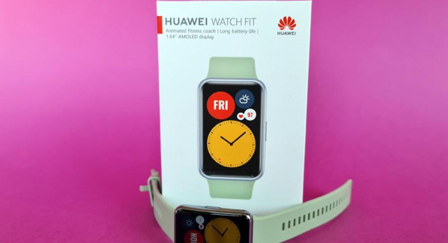 Huawei Watch Fit Test: Tolle Smartwatch mit eckigem Screen