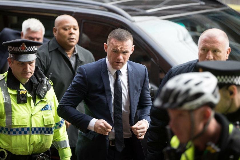 Rooney przeprosił za swoje zachowanie