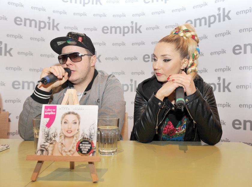 Donatan i Cleo promują płytę