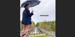 Anna Mucha nie pozwala Tomowi Cruise'owi wysadzić mostu na Dolnym Śląsku