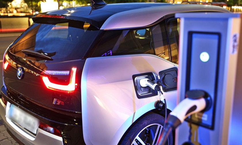 Samochód elekrtyczny