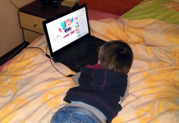 dete racunar video igrice roditelji