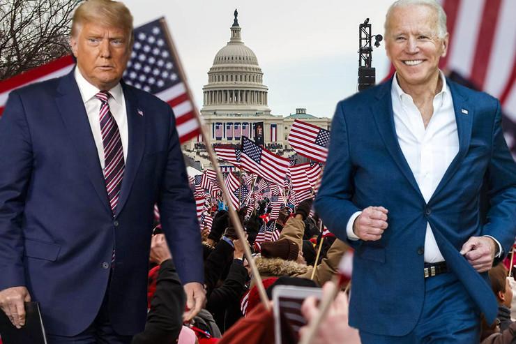 KOMBO Bajden Tramp Američki izbori 3. dan