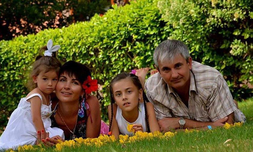 Rodzina Gaponienko