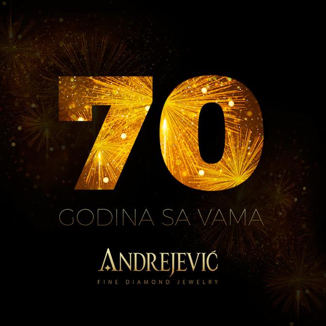 Novembar u zlatari Andrejević će biti pravi rođendanski