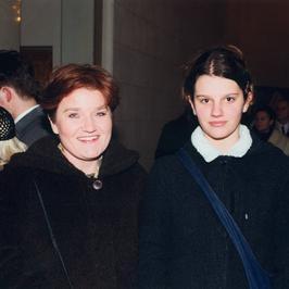 Maria Winiarska i Zofia Zborowska: matka i córka na jednej scenie