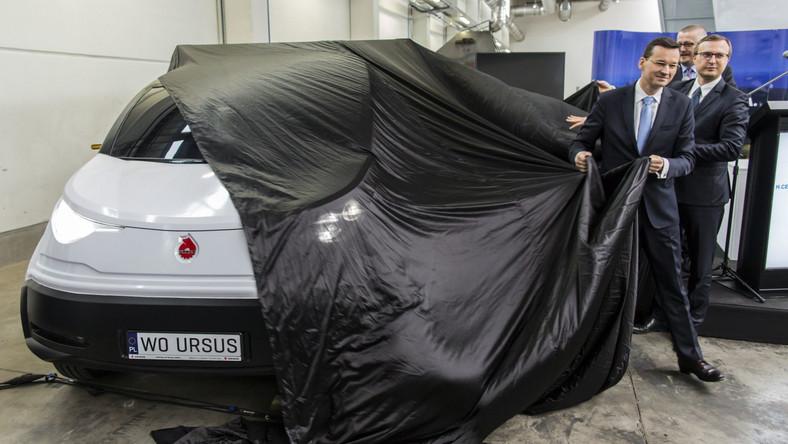 Ursus planuje produkować elektryczny samochód dostawczy. Napęd do tego pojazdu ma stworzyć spółka Hipolit Cegielski-Poznań