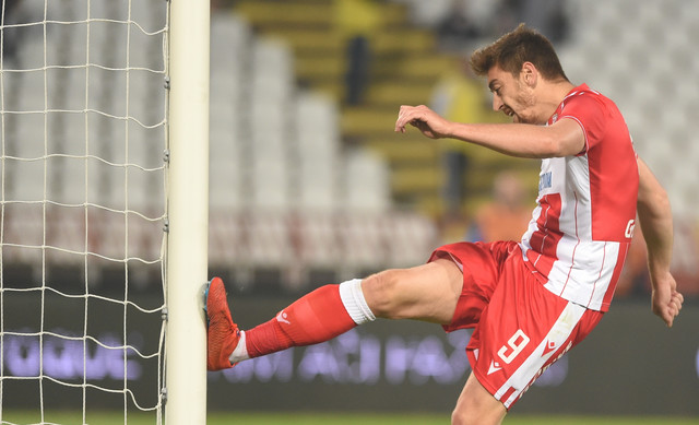 Milan Pavkov je bio nervozan nakon promašene šanse