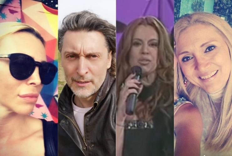 Sani Armani, Boško Jakovljević, Tamara Raonić, Lidija Skrinjik