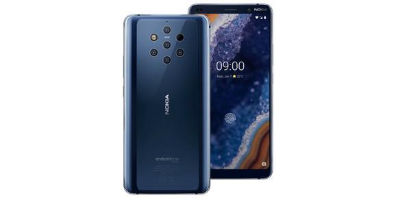 Nokia sa pet kamera je u prodaji od marta po ceni od oko 700 evra