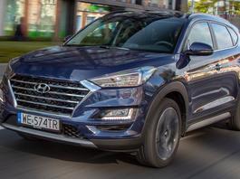 Hyundai Tucson 1.6 T-GDi - mocne punkty przeważają