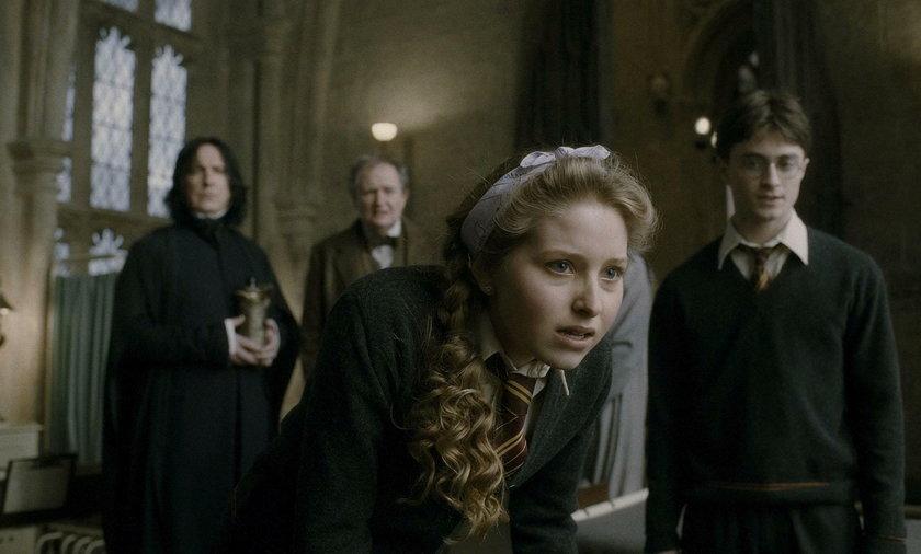 Gwiazda serii filmów o Harrym Potterze została zgwałcona