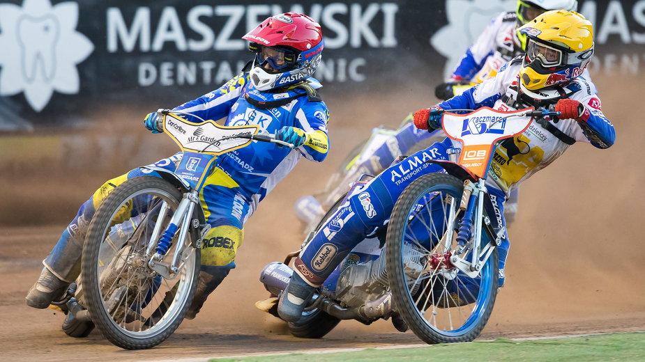 Nicki Pedersen, Piotr Pawlicki