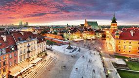 Dzisiaj w Polsce można było zobaczyć krwawy wschód słońca