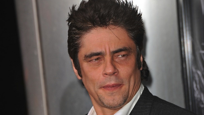 "Benicio Del Toro zagra w ""How the Light Gets In"""