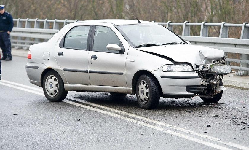 Chciał wystawić trójkąt ostrzegawczy, zabił go pijany kierowca. Rodzina prosi o pomoc