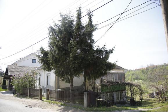 Kuća u kojoj se dogodio zločin