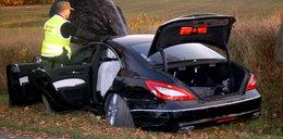 Odzyskali luksusowe auta!