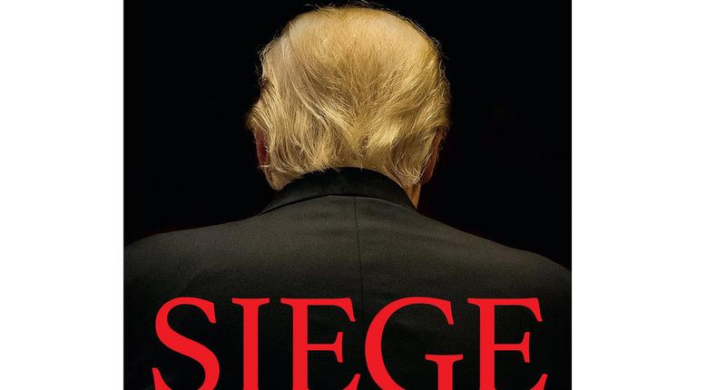 In 'Siege: Trump Under Fire,' Michael Wolff chats with Steve Bannon while the establishment burns