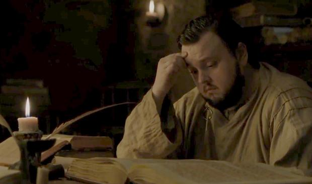 Samwell Tarly (foto: youtube.com)