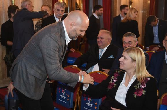 Aleksandar Đorđević, selektor