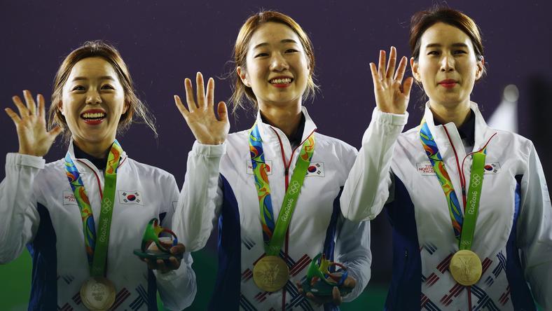 Chang Hye-jin, Choi Mi-sun i Ki Bo-bae