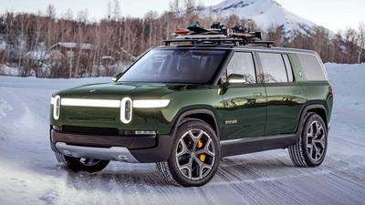 Rivian wants to raise up to $8 billion in its hotly anticipated 4th-quarter IPO, report says