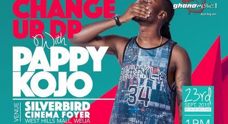 Change Ur DP with Pappy Kojo