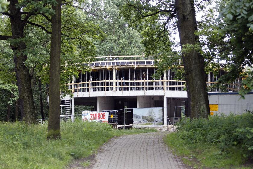 będa trzy biurowce na Muchowcu w Katowicach