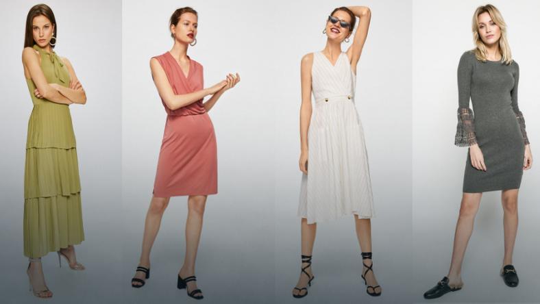 7b7e8cf3ea Nie dodawaj sobie lat! Wyjściowe sukienki dla dojrzałych kobiet - Moda