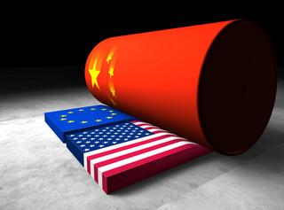 Wolny handel: USA patrzą coraz bardziej sceptycznie, Chiny stają się orędownikiem