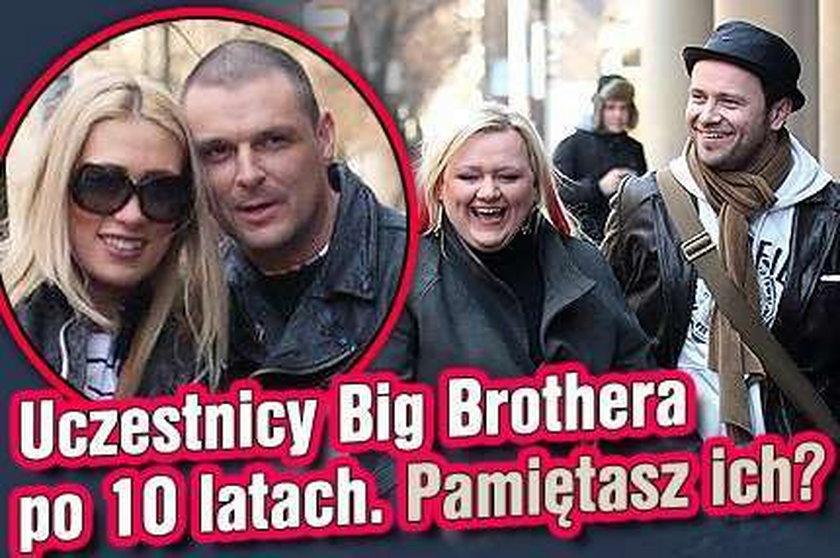 Uczestnicy Big Brothera po 10 latach. Pamiętasz ich?