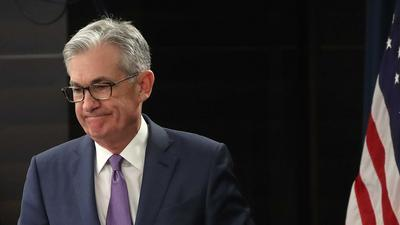 Rising wages are doing more good than bad, Fed's Powell says