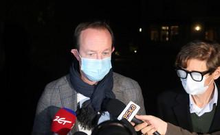 Obrońca Romana Giertycha powiadomi prokuraturę o groźbach karalnych pod swoim adresem