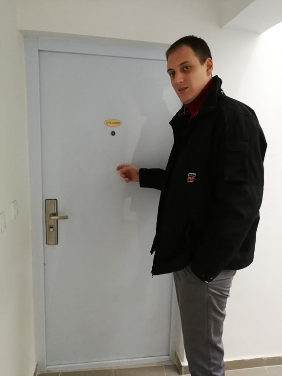 Miloš Matejić, profesionalni upravnik