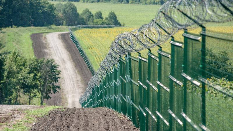Granica rosyjsko-ukraińska