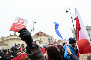 Pełnomocnik protestujących przed Sejmem: Nie spodziewamy się zarzutów